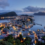 Alesund - Norvège