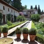 Alhambra - Generalife - Grenade - Espagne