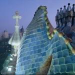 Casa Batllo - Barcelone - Gaudi - 1