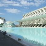 Cité des Arts et des Sciences - Valence - Calatrava - Espagne
