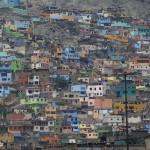 Favellas - Lima - Pérou