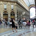 Gallerie Vittorio-Emmanuele - Milan - Italie