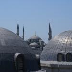 Sainte Sophie et Mosquée bleue - Istanbul - Turquie