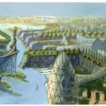 Vegetal City 2, © Luc Schuiten