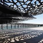 MuCEM - Marseille - Rudy Ricciotti - France ©Charles Plumey-Faye